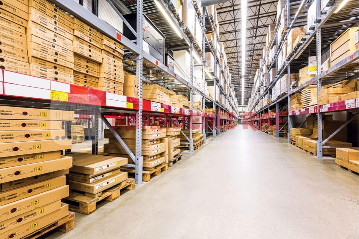 Yapı Market Ve Hırdavat Raf Sistemleri